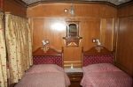 Guest Cabin, Palace on Wheels