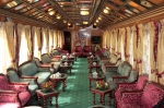 Guest Lounge, Palace on Wheels