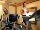 Fitness Center on Board